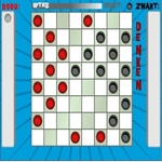 Checkers with Piet