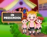 Baby Hazel: Preschool