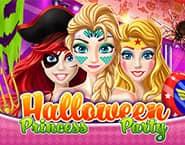 Halloween Princess Party