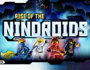 Ninjago the Rise of Nindroids