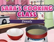 Sara's Cooking Class: Donuts