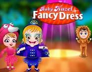 Baby Hazel: Fancy Dress