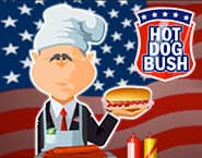 Hotdogs van Bush