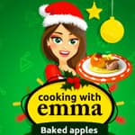 Cooking with Emma: Baked Apples