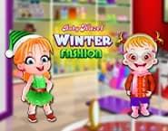 Baby Hazel Winter Fashion