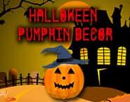 Halloween Pumpkin Decor