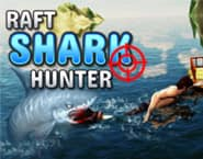 Raft Shark Hunting