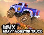 MMX Heavy Monster Truck